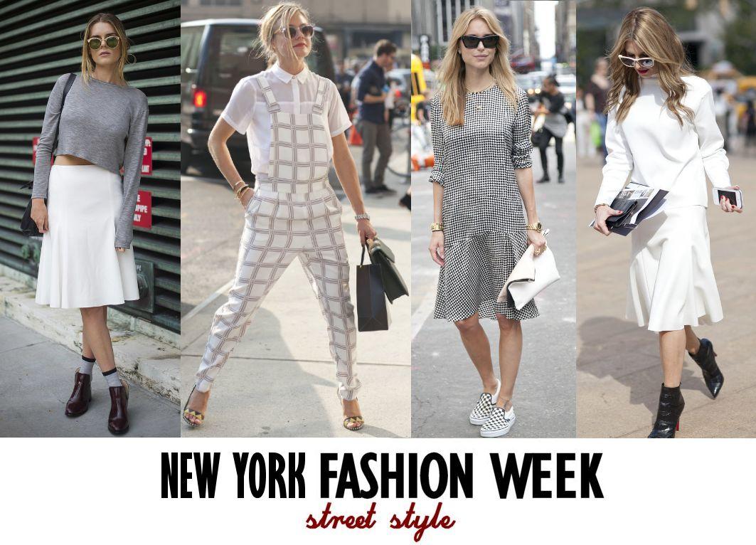 New York Fashion Week Pronti Alla P E 2015 Mede Blog