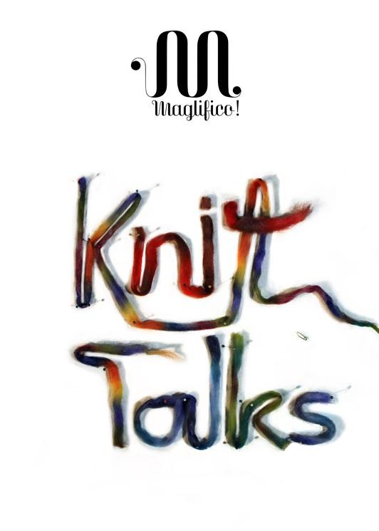 Mede Libreria della moda a Maglifico Knit Talks