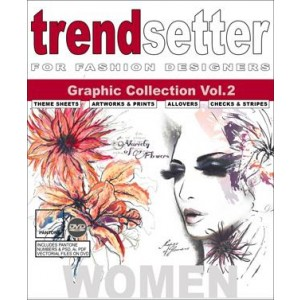 TRENDSETTER WOMEN GRAPHIC COLLECTIONS Vol.2