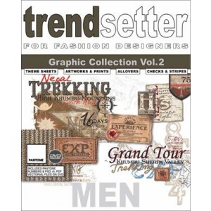 TRENDSETTER MEN GRAPHIC COLLECTION Vol.2
