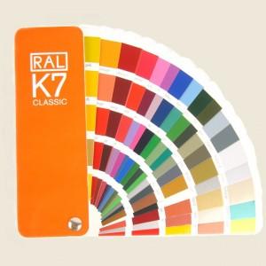 RAL CLASSIC  - K7 GLOSS