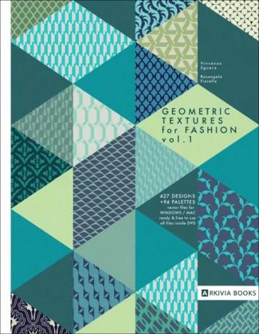 GEOMETRIC TEXTURES FOR FASHION Vol.1