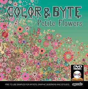 COLOR & BYTE PETIT FLOWERS incl. DVD