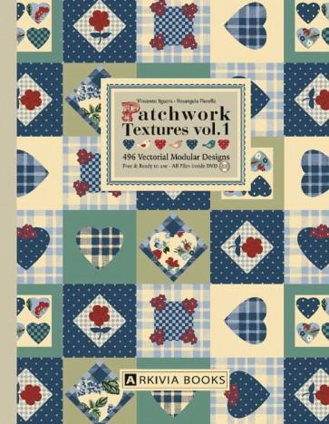 grafica-patchwork-arkivia-books-vettoriale