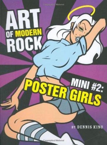 ART OF MODERN ROCK Mini 2: Poster Girls