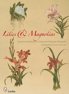 LILIES & MAGNOLIAS -Botanical Watercolors