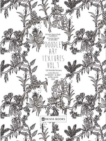 DOODLE ART TEXTURES Vol. 1