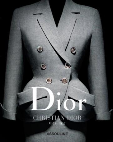 DIOR BY CHRISTIAN DIOR 1947-1957