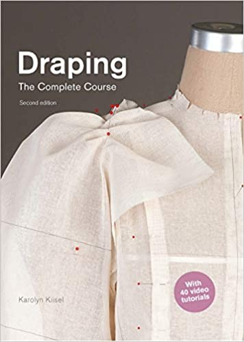 DRAPING : The Complete Course - Second edition