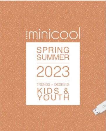 QUADERNO-TENDENZA-KIDS-ABBIGLIAMENTO-MINICOOL-SPRING-SUMMER-2023
