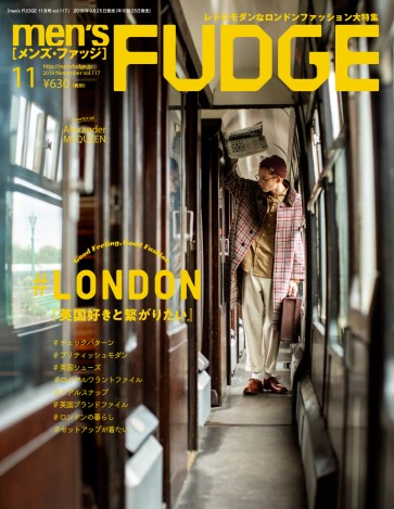 RIVISTA-GIAPPONESE-MEN'S-FUDGE-UOMO-LONDON