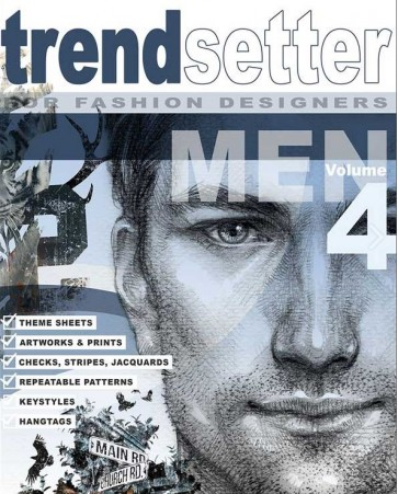 TRENDSETTER MEN GRAPHIC COLLECTION Vol.4