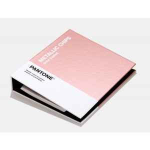 PANTONE-METALLICS-CHIPS-LIBRO-COLORE