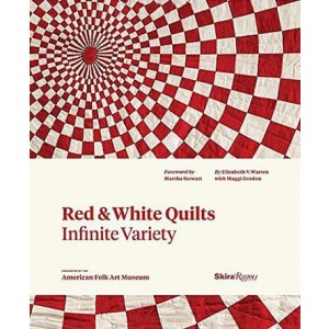 RED & WHITE QUILTS INFINITE VARIETY