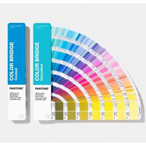Pantone® COLOR BRIDGE GUIDE SET Coated / Uncoated