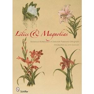 LILIES & MAGNOLIAS -Botanical Watercolors