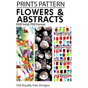 PRINT PATTERN - FLOWERS & ABSTRACT