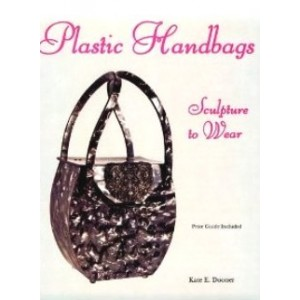 PLASTIC HANDBAGS Sculpture to wear
