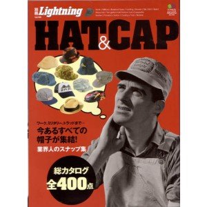 LIGHTNING N. 108 HAT & CAP