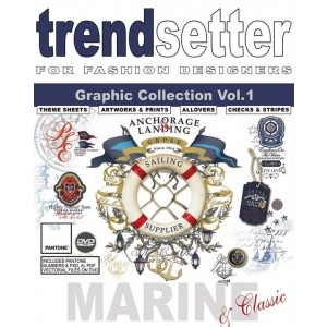 TRENDSETTER MARINE & CLASSIC GRAPHIC COLLECTION Vol.1