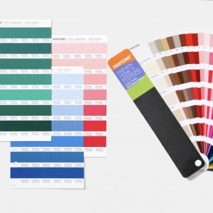 Pantone FHI COLOR SPECIFIER E GUIDE SET TPG - Supplement