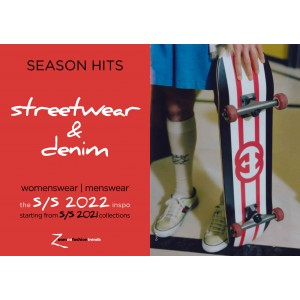 SEASON HITS WOMENSWEAR STREETWEAR & DENIM S/S 2022