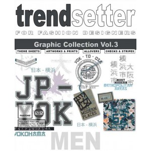 TRENDSETTER MEN GRAPHIC COLLECTION Vol.3