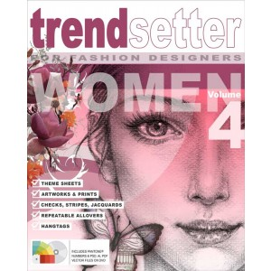 TRENDSETTER WOMEN GRAPHIC COLLECTIONS Vol.4