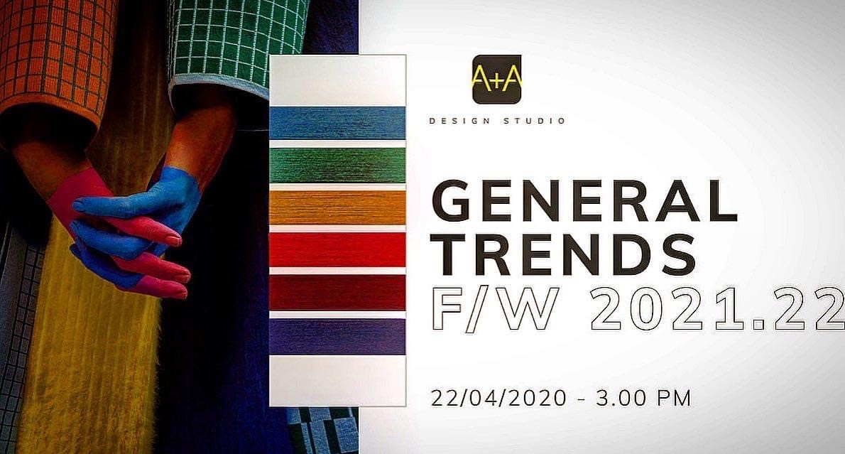 A+A STUDIO GENERAL TRENDS AW 21/22